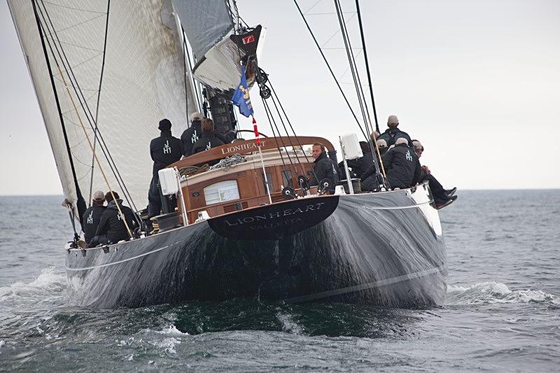 J Class yacht Lionheart