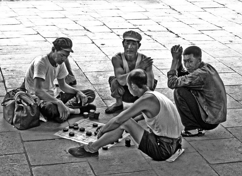 Chinese checkers Tangshan
