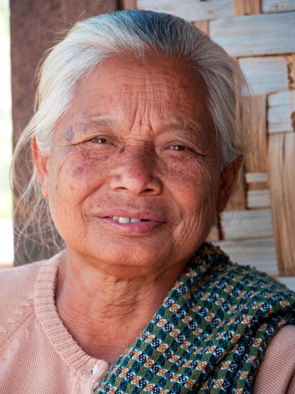 Shan lady