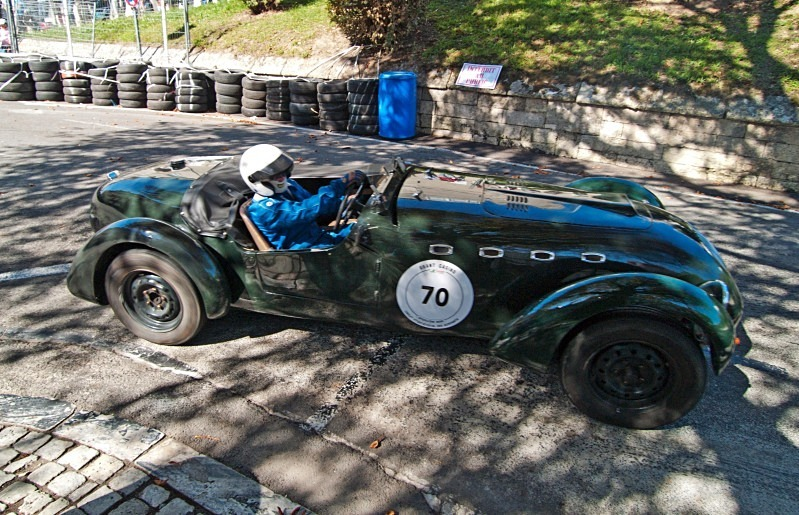 Allard at Circuit des Remparts