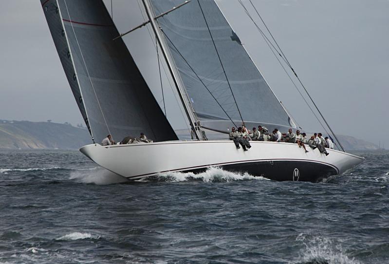 J Class yacht Ranger