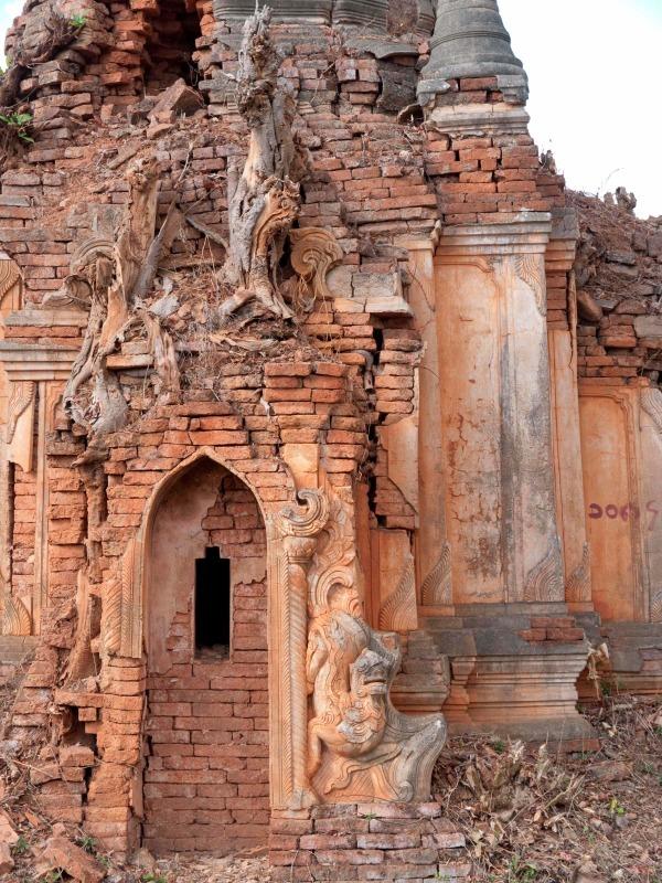 Ruined Pagoda