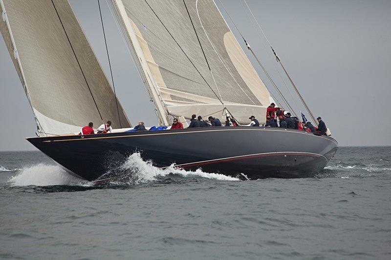 J Class yacht Velsheda