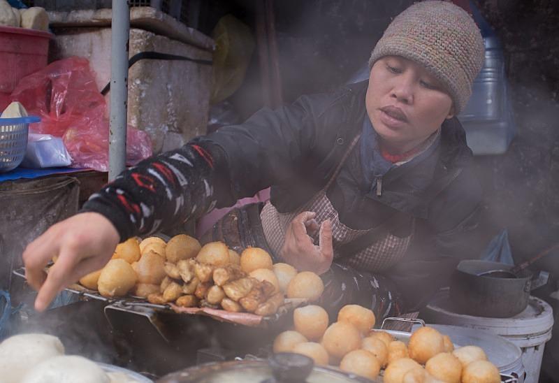 Sapa market - Vietnam January 2013