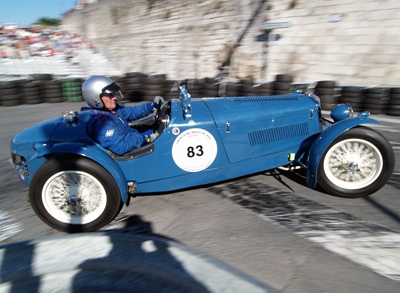 Riley at Circuit des Remparts