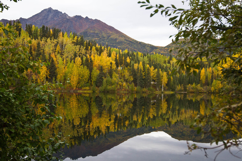 Alaska Reflections - For Sale Scenery Photography