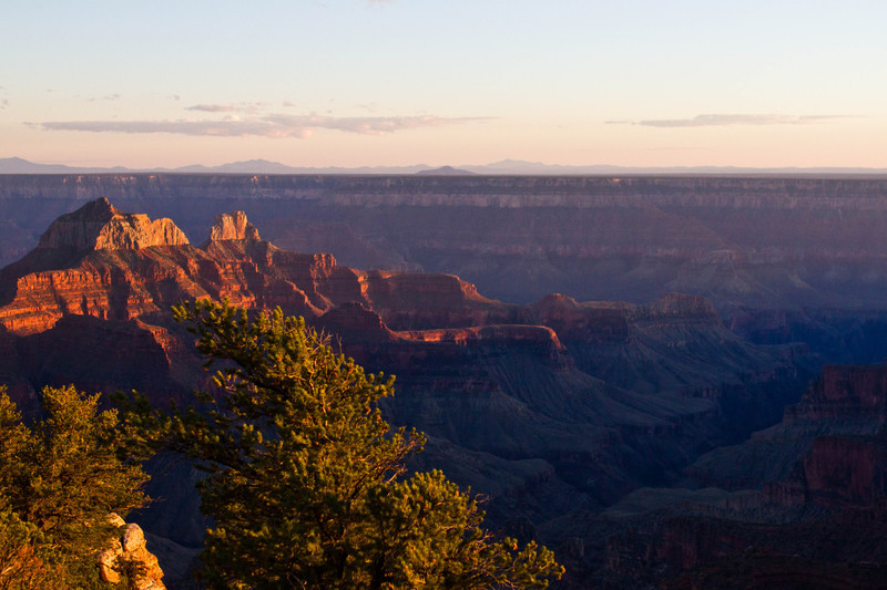 Grand Canyon Sunset - For Sale Scenery Photography