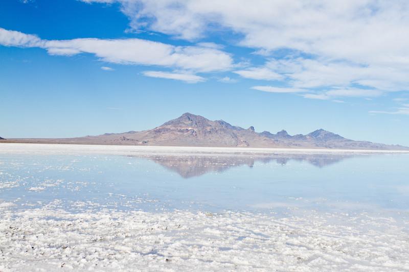 Bonneville Salt Flats - For Sale Scenery Photography