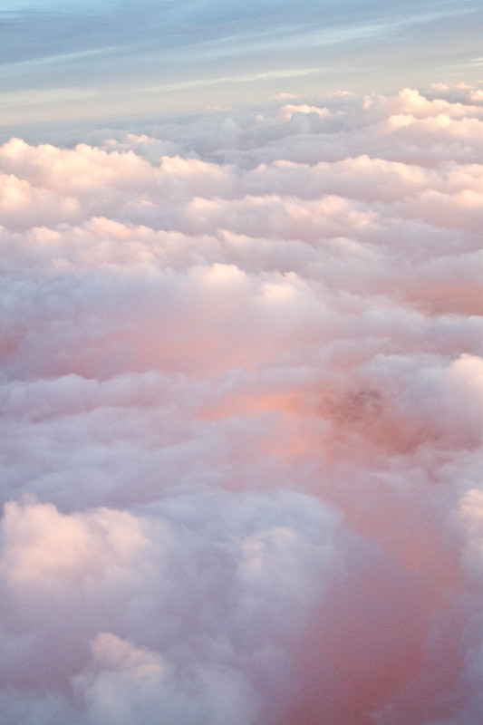 Sunrise Clouds 3 - For Sale Scenery Photography