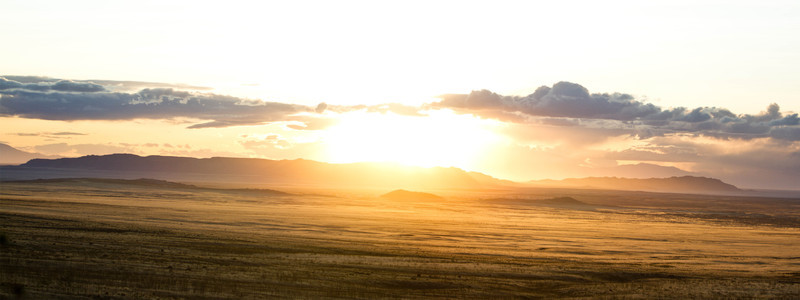 Cedar Mountain Sunset - For Sale Scenery Photography