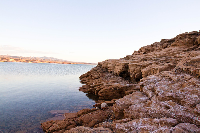 Sandstone Shore - For Sale Scenery Photography