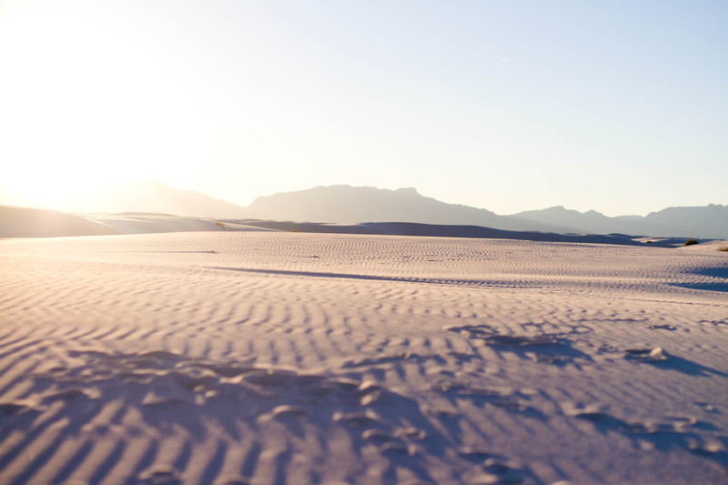 White Sands - For Sale Scenery Photography