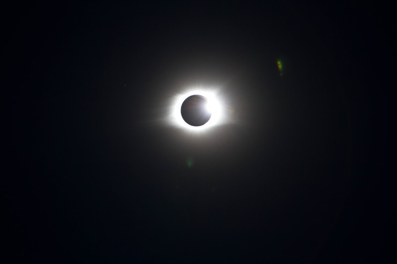 Eclipse Diamond Ring Effect 2017 - For Sale Scenery Photography