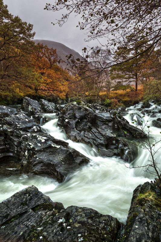 Chislled Stone. - Scottish Highlands