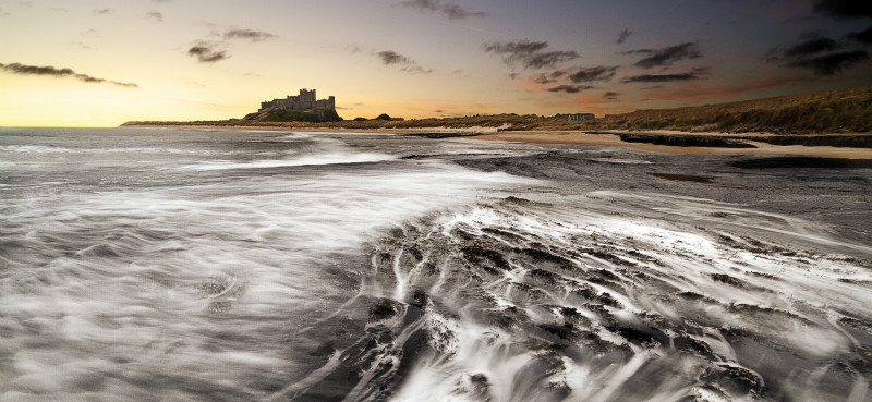 Rising  Tide - Northumberland