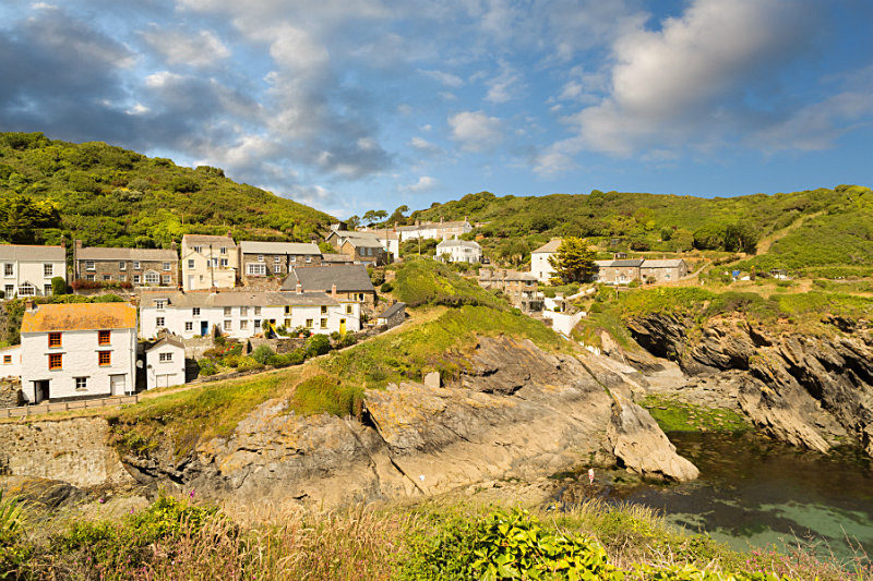 Wonderful portloe - The Roseland Cornwall