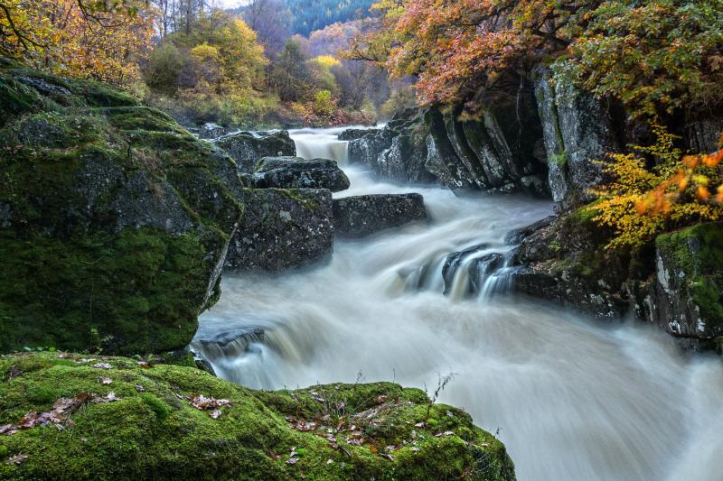 Rage. - Scottish Highlands