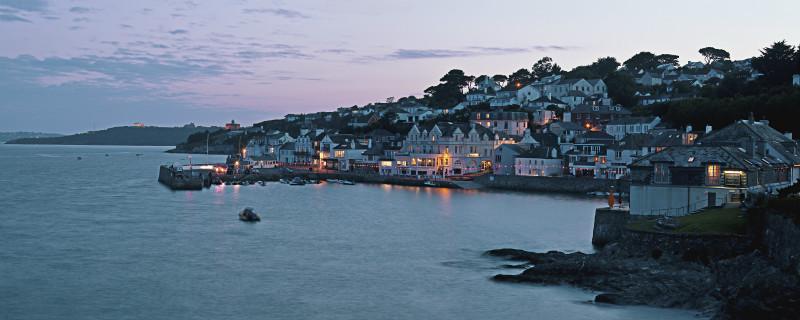 Soft Dawn. - The Roseland Cornwall
