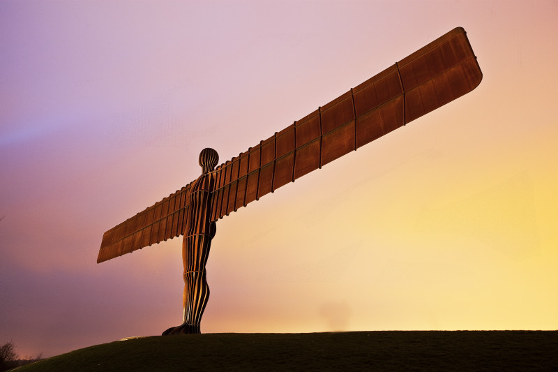 The Angel Of The North - Northumberland