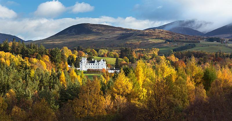 Blair Castle - Scottish Highlands
