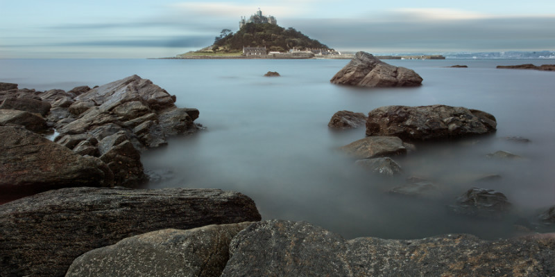 Stillness - Cornwall four