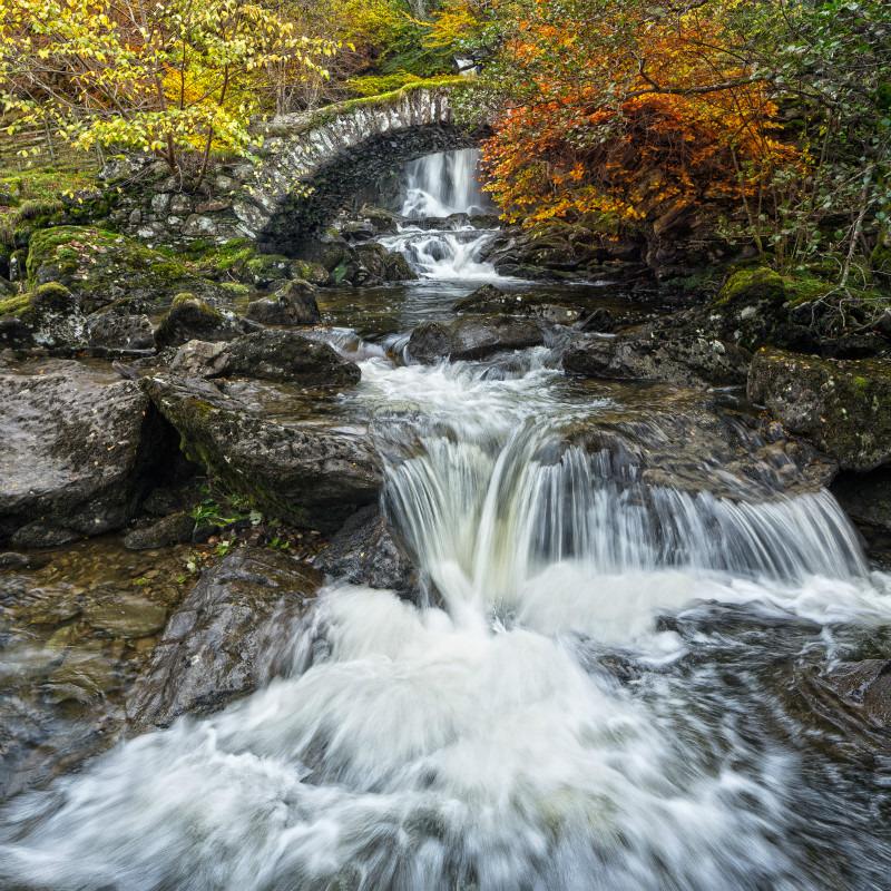 Bridge Of Peace - Scottish Highlands
