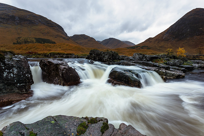 Beyond The hills. - Scottish Highlands