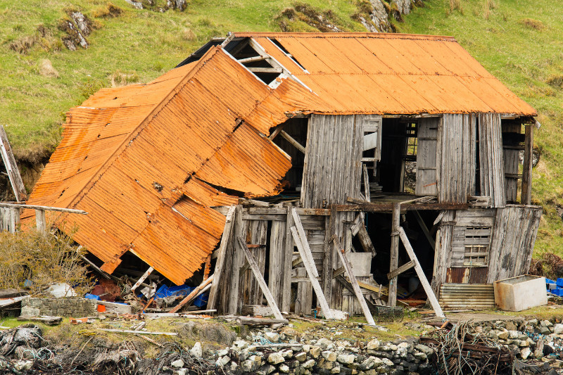 Old rusty - Scottish Highlands