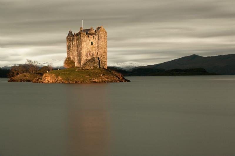 Last Defence - Scottish Highlands