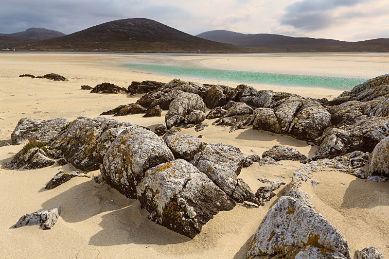 White Sands - Scottish Highlands