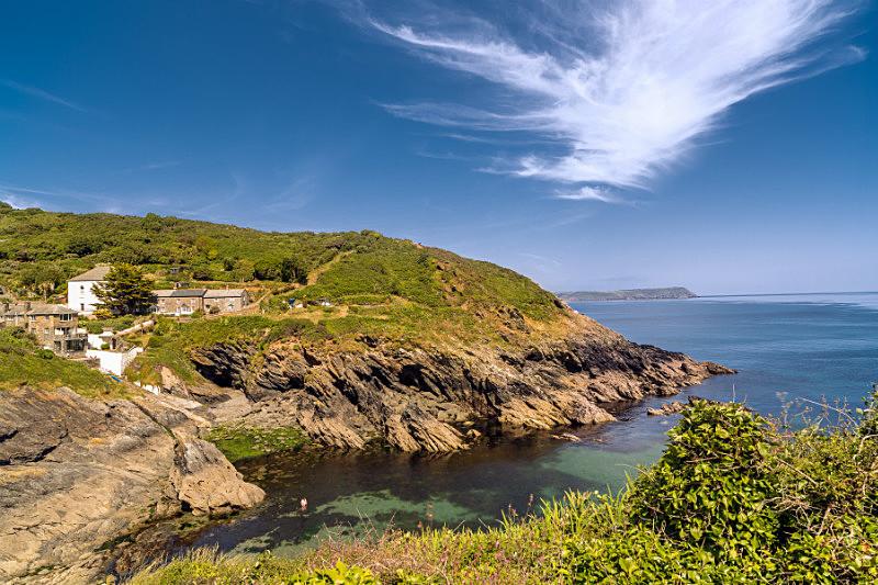 portloe blues - The Roseland Cornwall
