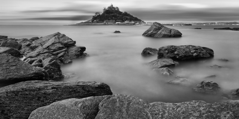Stillness - Cornwall four