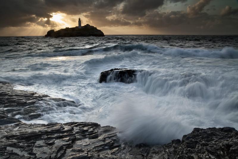 Cascade - Cornwall