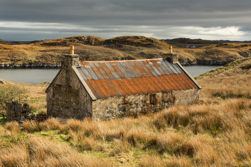 Home Sweat home - Scottish Highlands