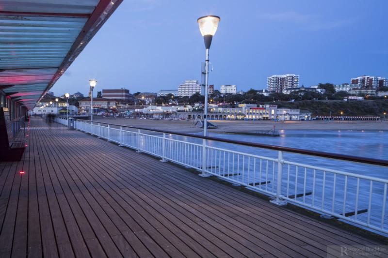 Bournemouth Pier - UK Various.