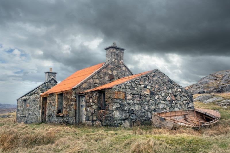 Better Days. - Scottish Highlands