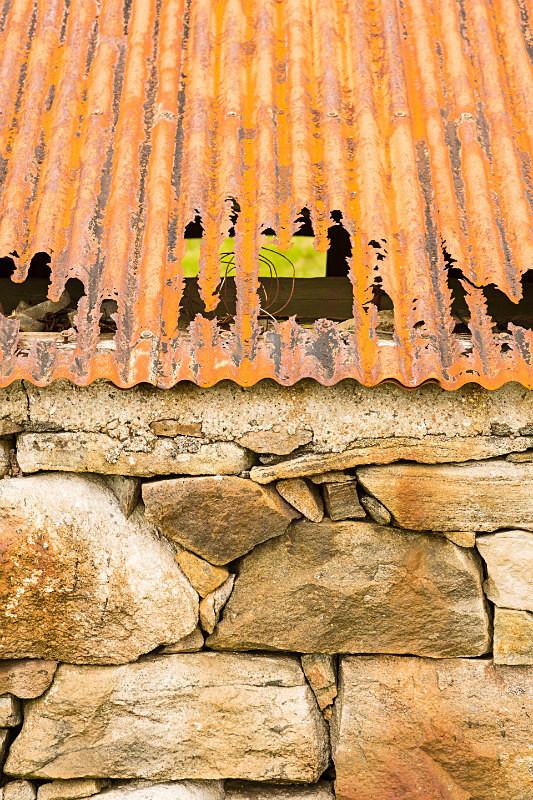 Rust On. - Scottish Highlands