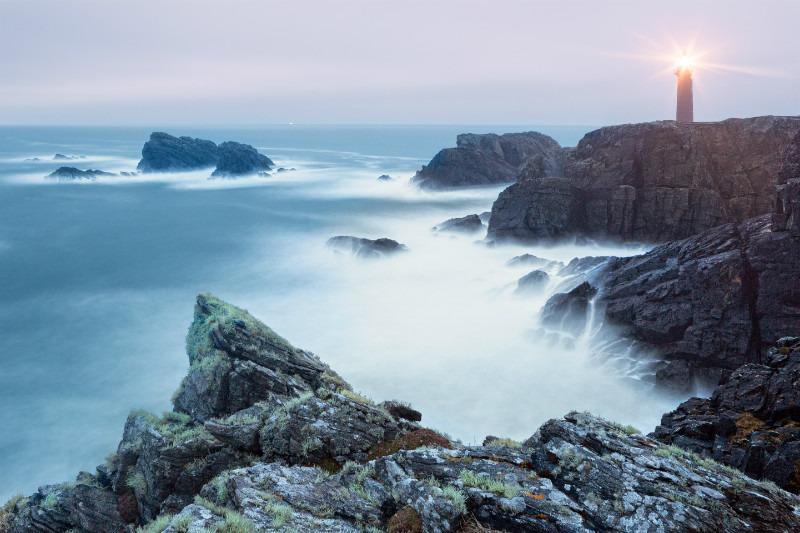 Twilight Shades - Scottish Highlands