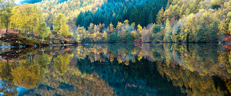 Mirrow Reflections - Scottish Highlands