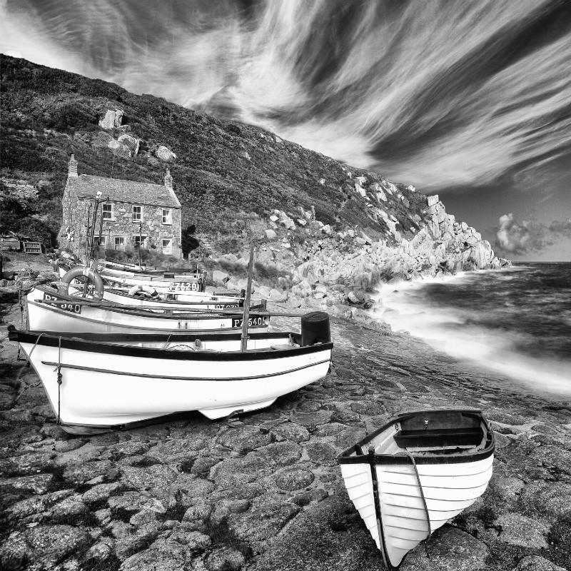 The Cove. - Cornwall three