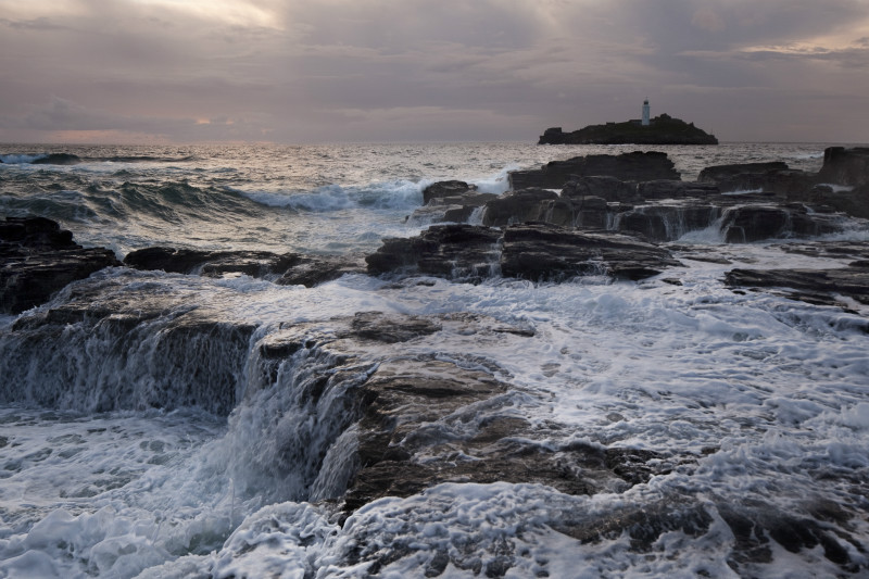 Rise & Fall - Cornwall  TWO .