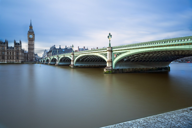 River Flow - London