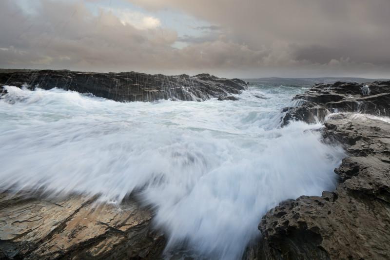 surge - Cornwall  TWO .