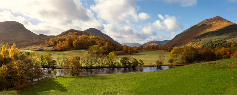 Wondrous  Landscape - Scottish Highlands