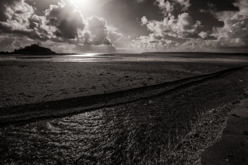Sun Glows. - Cornwall three
