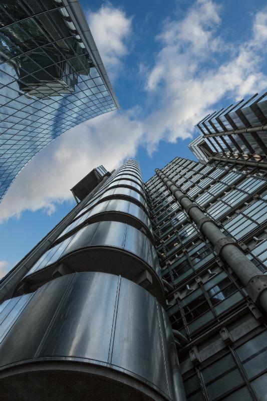 Reflective Sky - London