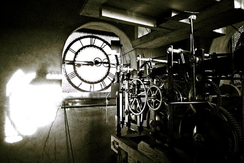 IMG_3568 - Clock Tower, Horsley