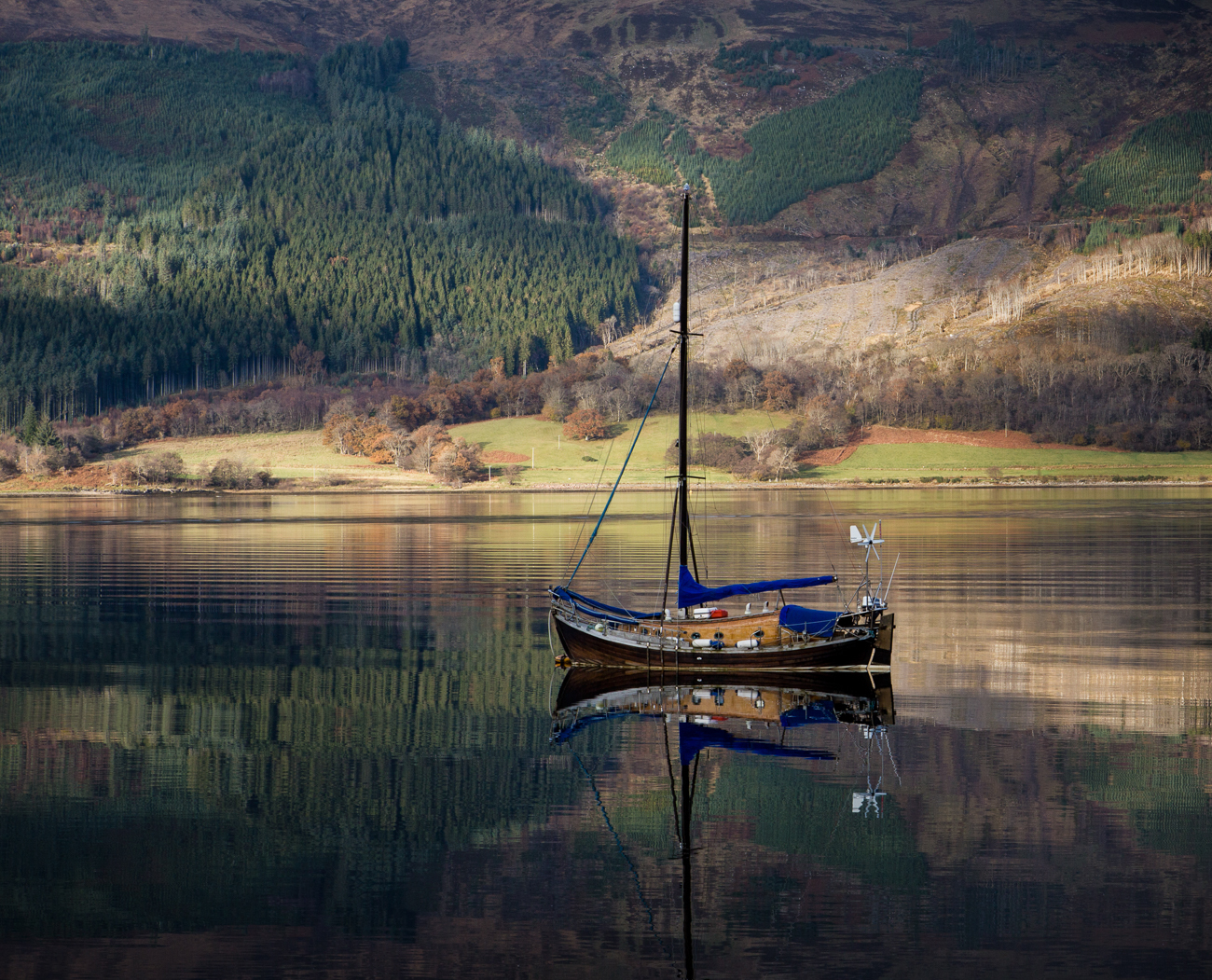 Becalmed - Featured Images