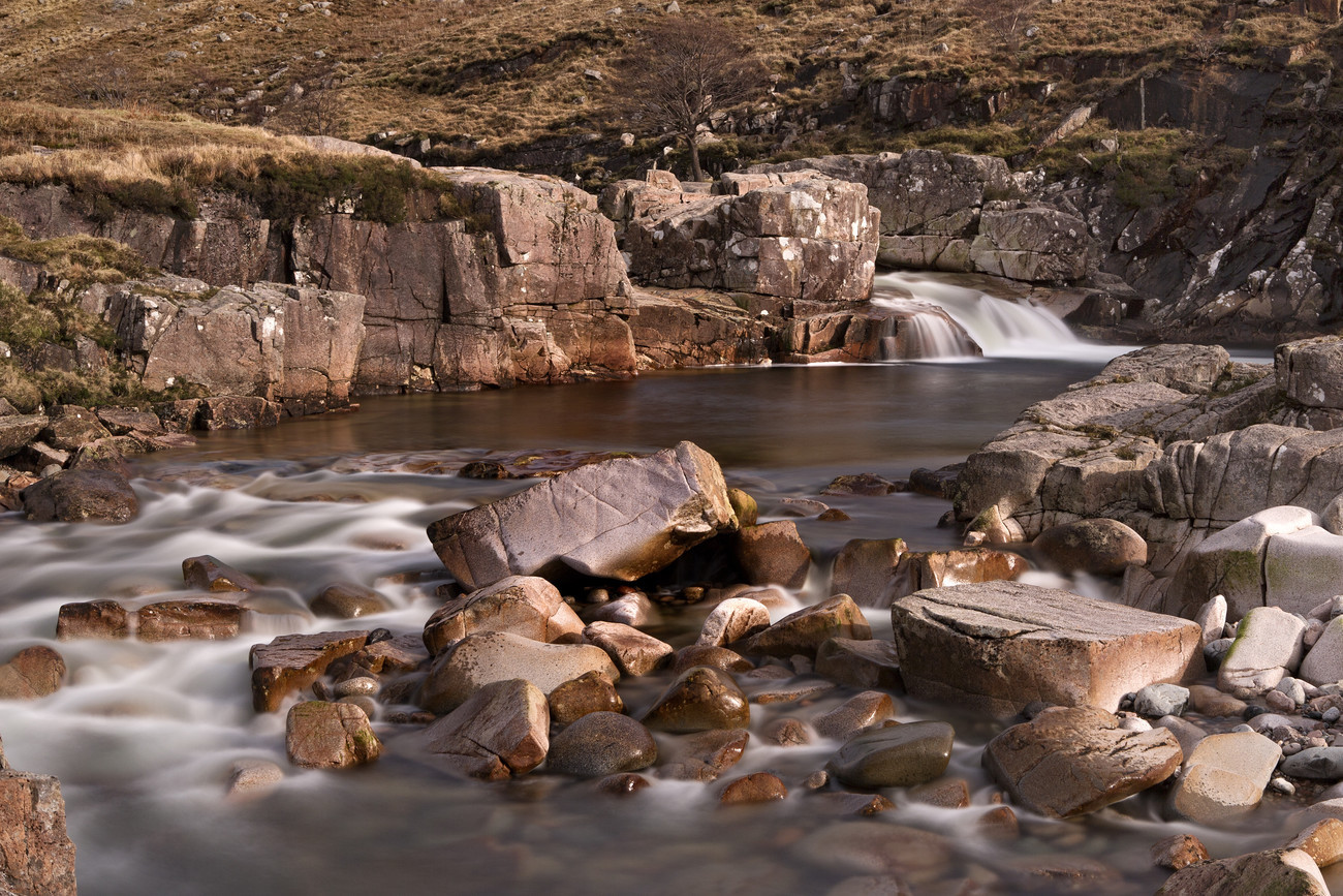 Etive Falls - Featured Images