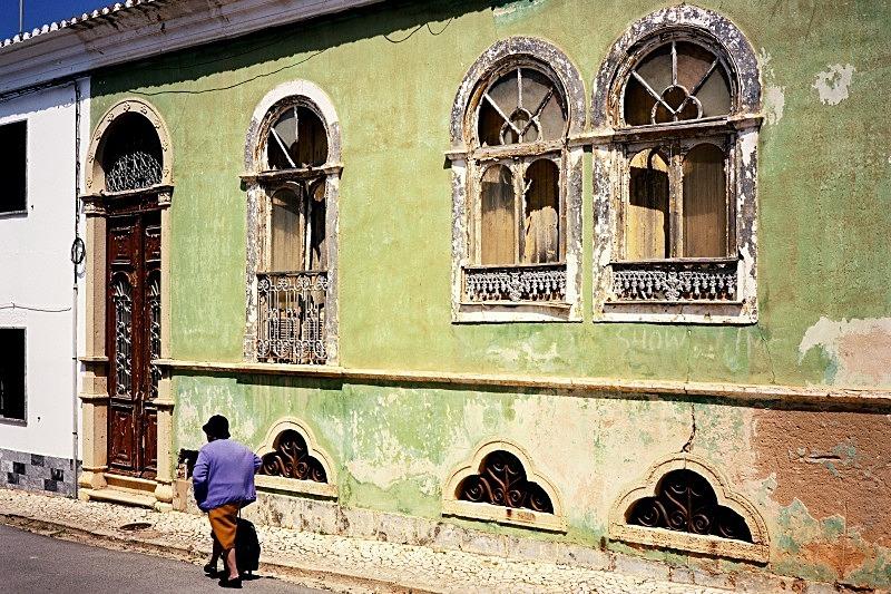 Old House-Alcantarilha - Urban and Ancient